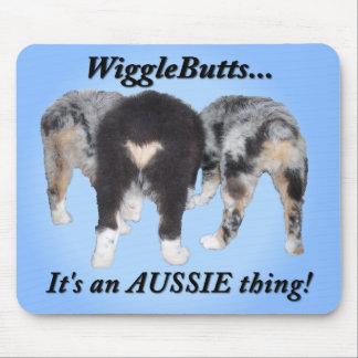 Aussie Mousepad