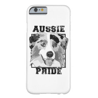 Aussie Pride Vintage Barely There iPhone 6 Case