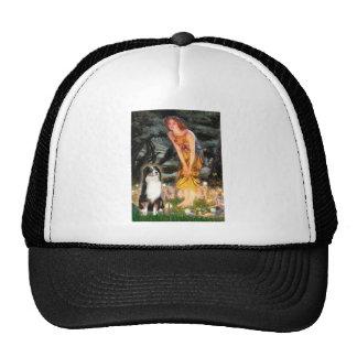 Aussie Shep 2 - Garden Hat