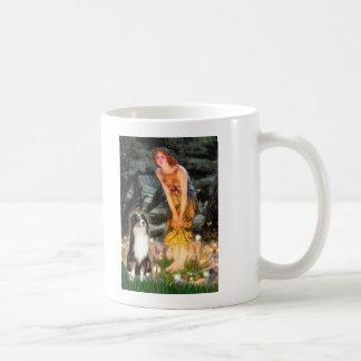 Aussie Shep 2 - Garden Coffee Mug
