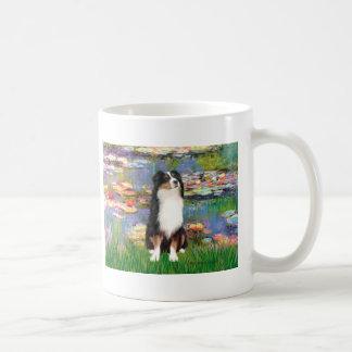 Aussie Shep 2 - Garden Coffee Mugs