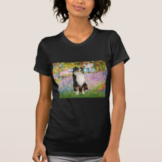Aussie Shep 2 - Garden Shirt