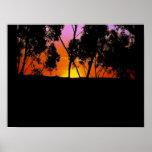 Aussie Sunset Print