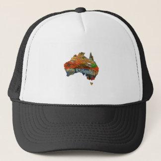 Aussie Time Trucker Hat