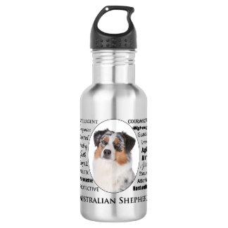 Aussie Traits Water Bottle 532 Ml Water Bottle