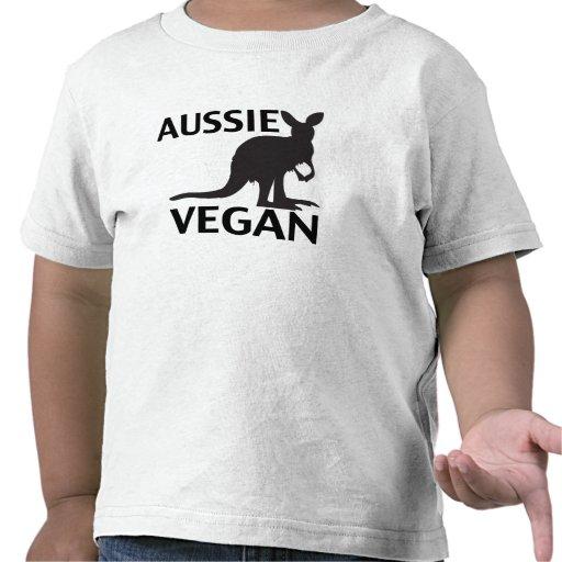 Aussie Vegan T Shirt