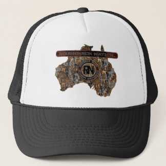 AUSTALIA  Rig Up Camo Trucker Hat