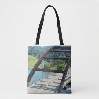 Austin 360 Bridge Tote Bag