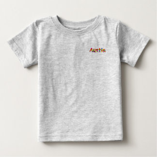 Austin  Baby Fine Jersey T-Shirt