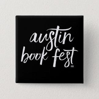 AUSTIN BOOK FEST PIN