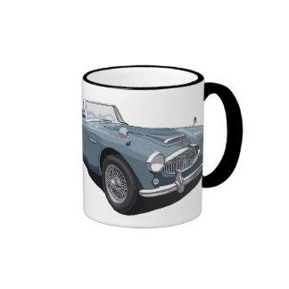 Austin Healey 3000 Ringer Coffee Mug