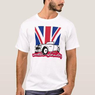 Austin-Healey Union Jack script T-Shirt