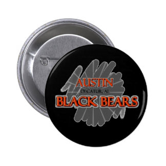 Austin High School Black Bears - Decatur AL Pin