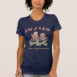 Austin Idiosyncratic Tee Shirt