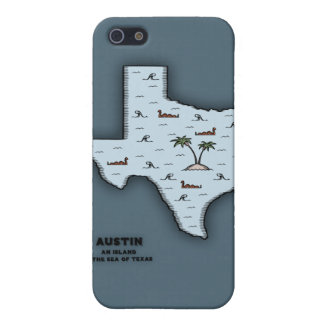 Austin Isle Cases For iPhone 5