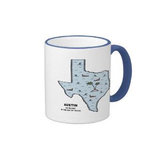 Austin Isle Coffee Mug