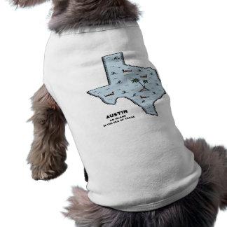Austin Isle Dog Tshirt