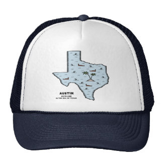 Austin Isle Hat