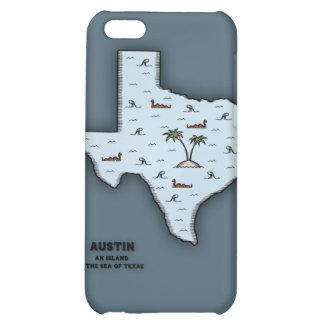 Austin Isle iPhone 5C Cover