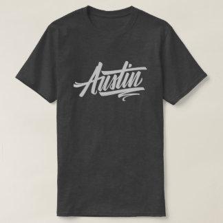 Austin Lettering T-Shirt