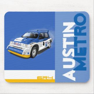 Austin Metro 6R4 Rally Car Mouse Mat