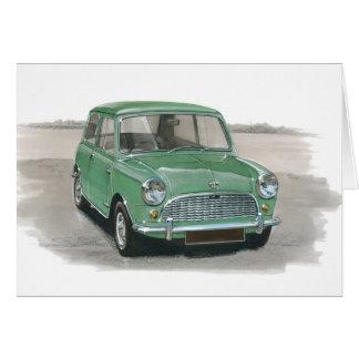 Austin Mini MkI Card