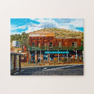 Austin Nevada. Jigsaw Puzzle