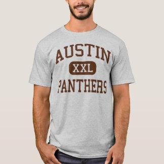 Austin - Panthers - High School - El Paso Texas T-Shirt