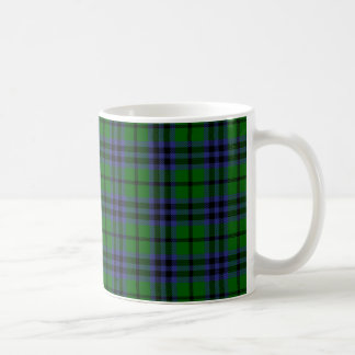 Austin Scottish Tartan Coffee Mug