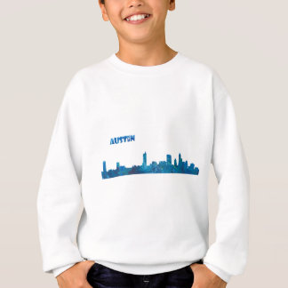 Austin Skyline Silhouette Sweatshirt