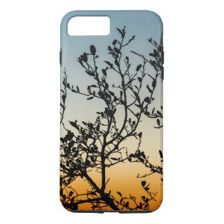 Austin Sunset in Winter iPhone 8 Plus/7 Plus Case