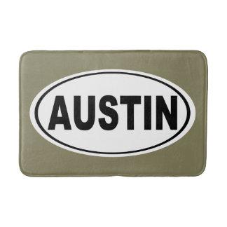 Austin Texas Bath Mat