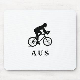Austin Texas Cycling AUS Mouse Pad