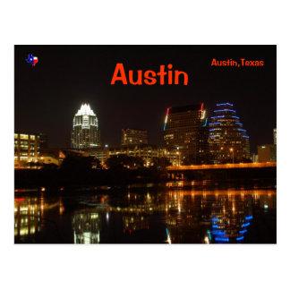 Austin,Texas Postcard