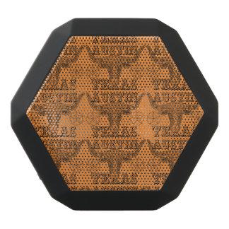 Austin Texas Steer Black Bluetooth Speaker