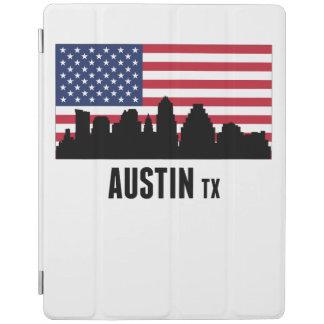 Austin TX American Flag iPad Cover