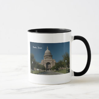 Austin, TX Capitol Building Mug