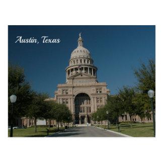 Austin, TX Capitol Building Postcard