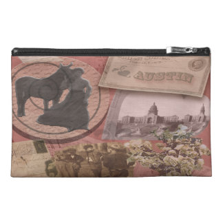 Austin Vintage Bridesmaid gifts Travel Accessory Bag