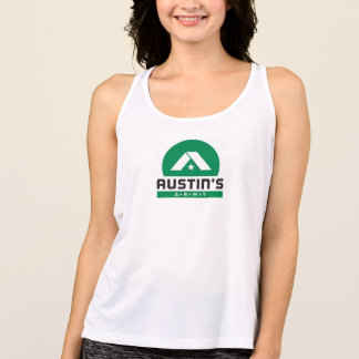 Austin's Army Women's New Balance Sport Tank