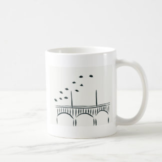 Austin's Congress Bridge Coffee Mug