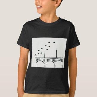 Austin's Congress Bridge T-Shirt