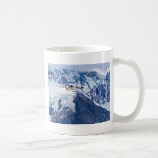Austral Patagonian Bird Flying Coffee Mug