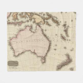 Australasia Fleece Blanket