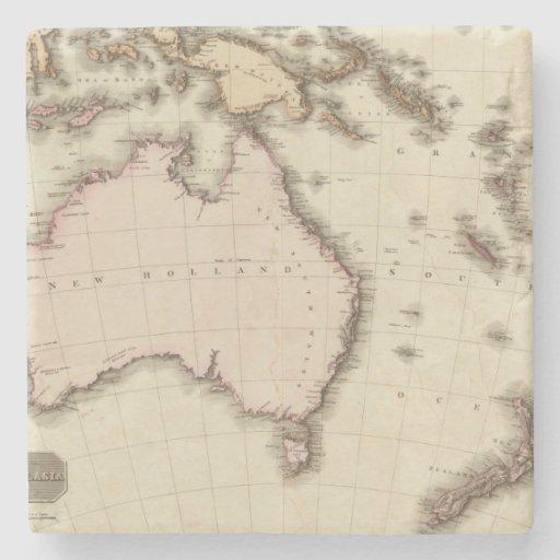 Australasia Stone Coaster