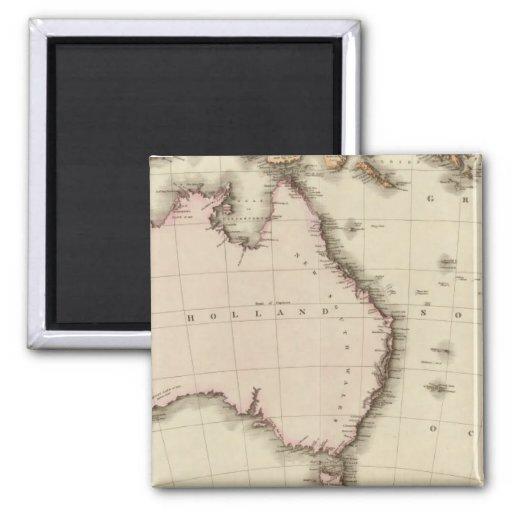 Australasia Magnets