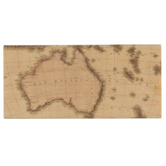 Australasia Wood USB 2.0 Flash Drive