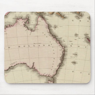 Australasia Mouse Pad
