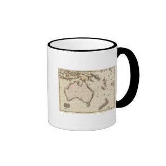 Australasia Coffee Mugs