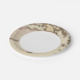 Australasia 7 Inch Paper Plate